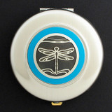 Dragonfly Compact Mirrors - Round