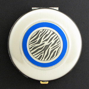 Safari Compact Mirrors - Round