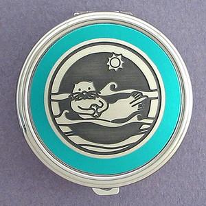 Sea Otter Pill Boxes