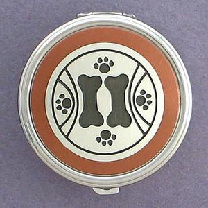 Dog Bone Pill Cases