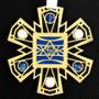 Blue & White Hanukah Ornament