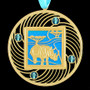 Blue Rhino Ornament