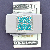 Plunge Pocket Knife Money Clip