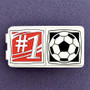 Soccer Champ Money Clips
