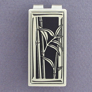 Bamboo Money Clips