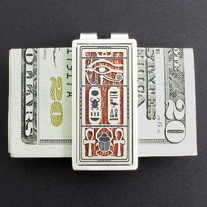 Egyptian Eye Money Clip