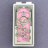 Tea Party Money Clip