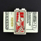 Wine Money Clips