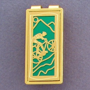 Mountain Biking Money Clips
