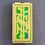 Dollar Sign Money Clips