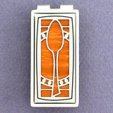 Spoon Money Clip