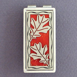 Oak Leaf Money Clips