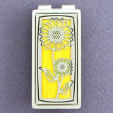 Sunflower Money Clip
