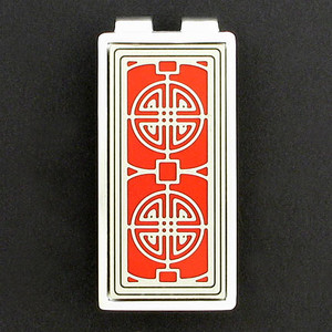 Vintage Crest Money Clips