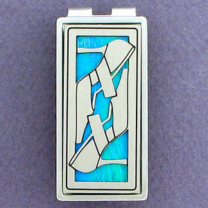 High Heeled Shoes Money Clip