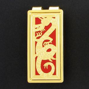 Chinese Dragon Money Clip