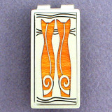Cat Money Clips
