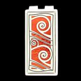 Aquarius Water Bearer Money Clips