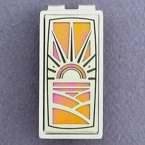 Sunset Money Clips