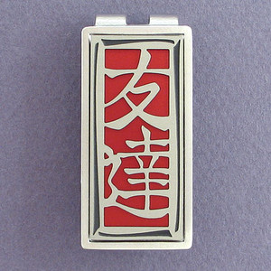 Friendship Character Money Clips