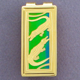 Crocodile Money Clips