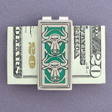 Bull Money Clips