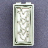 Wedding Doves Money Clips