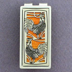 Rooster Money Clips