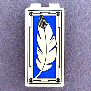 Feather Money Clips