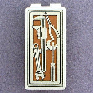 Hand Tool Money Clips