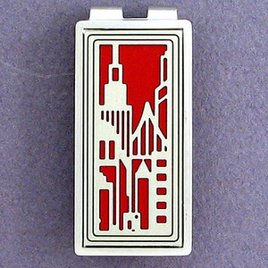 Cityscape Money Clips
