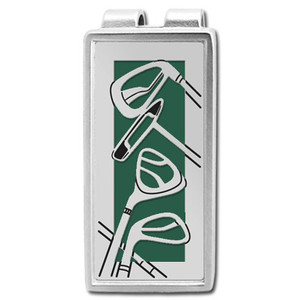 Golf Money Clips