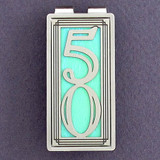50th Money Clips