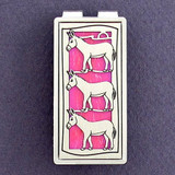 Donkey Money Clip