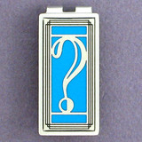 Question Mark Money Clips
