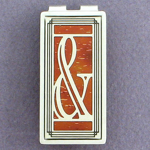 Ampersand Money Clips