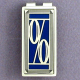 Percent Sign Finance Money Clip