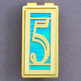 Lucky #5 Money Clips
