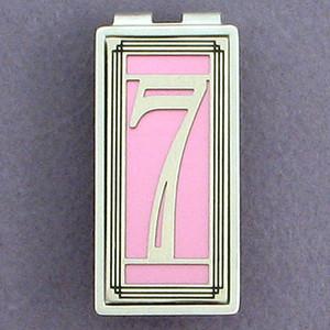 Lucky #7 Money Clip