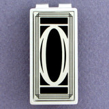 Lucky Number Zero Money Clips