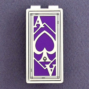 Ace of SpadesMoney Clip