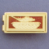 Army Tank Money Clips