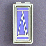 Greek Delta Money Clips