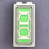 Greek Xi Money Clips