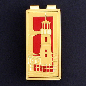 Lighthouse Money Clips
