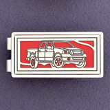 Pickup Truck Money Clip