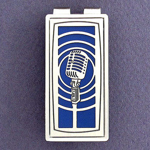 Microphone Money Clips