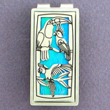 Parrot Money Clips