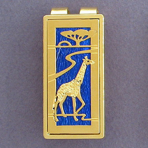 Giraffe Money Clips