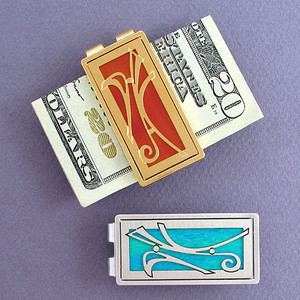 Wind Money Clips